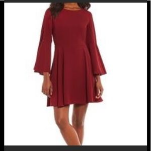 💋 Halston Long Sleeve Dress 💋